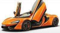 McLaren desarrolla una versión 4 plazas del 570S
