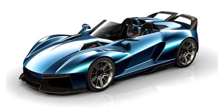 Rezvani Motors presenta el Beast X de 700 caballos y 839 kilos