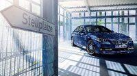 Alpina B5 Bi-Turbo ahora con 600 caballos para 2016