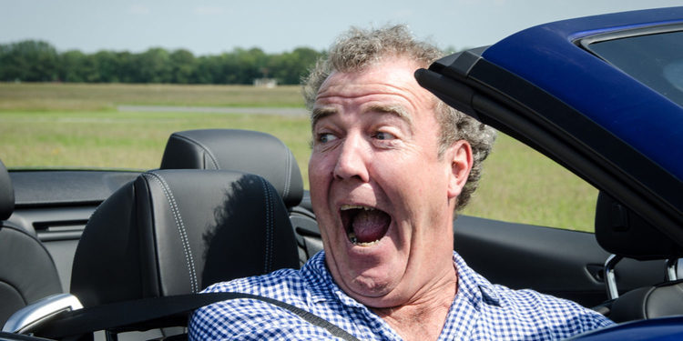 El incidente de Jeremy Clarkson recordado por una placa conmemorativa