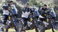 Faria, Quintanilla y Renet serán los pilotos oficiales de Husqvarna en el Dakar 2016