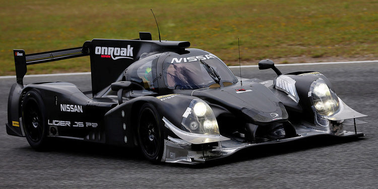 Greaves Motorsport compra un Ligier JS P2 para 2016