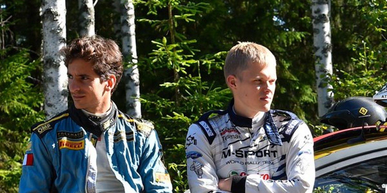 Lorenzo Bertelli, nuevo miembro de M-Sport