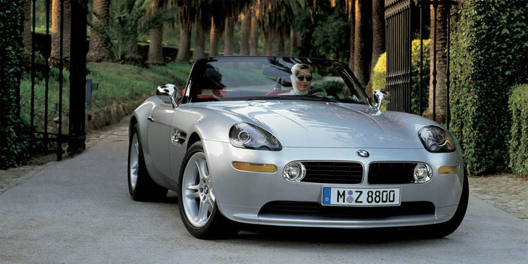 BMW Z8, un descapotable que no pasa de moda