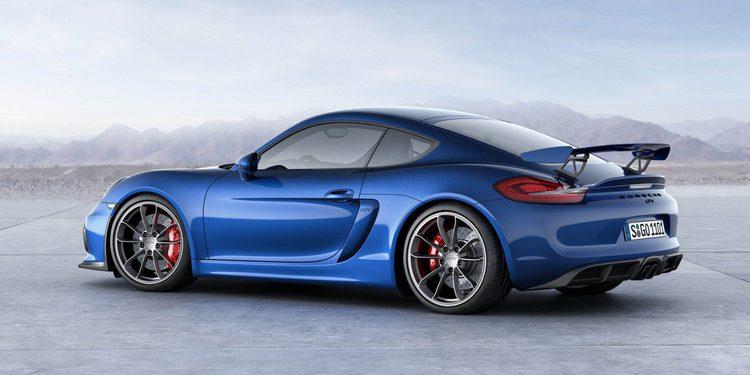 Vende su Porsche Cayman GT4 nuevo porque no le gustan los asientos
