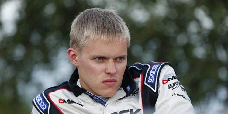 Tanak correrá con el Fiesta RS WRC de DMACK