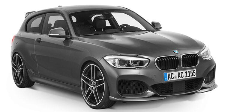 AC Schnitzer BMW 150d tri-turbo, 400 CV diésel bajo el capó