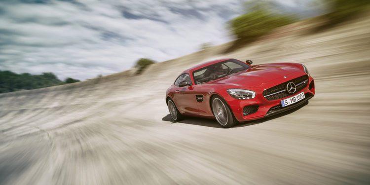 Mercedes-Benz desarrolla versión R radical del AMG GT