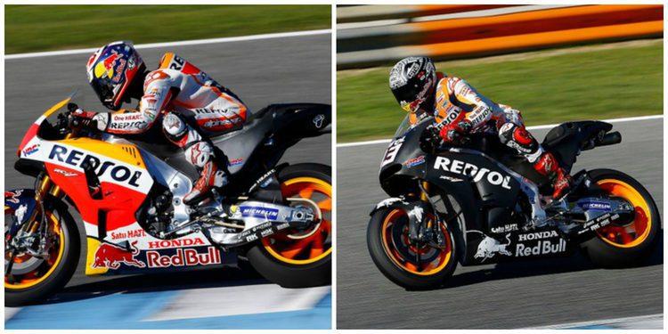 Declaraciones pilotos tras los test de MotoGP en Jerez