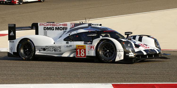Porsche mantiene a sus seis pilotos para el WEC 2016