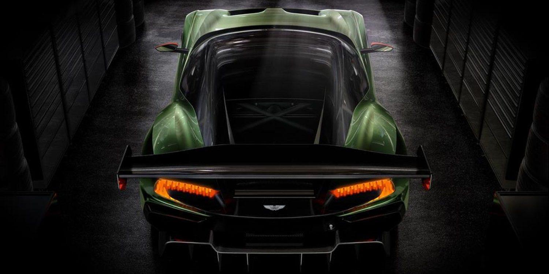 El primer Aston Martin Vulcan de los Estados Unidos en vídeo