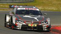 Lista de jóvenes pilotos en el test del DTM en Jerez