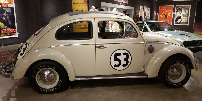 Subastado Herbie, ahora el Volkswagen Beetle más caro de la historia