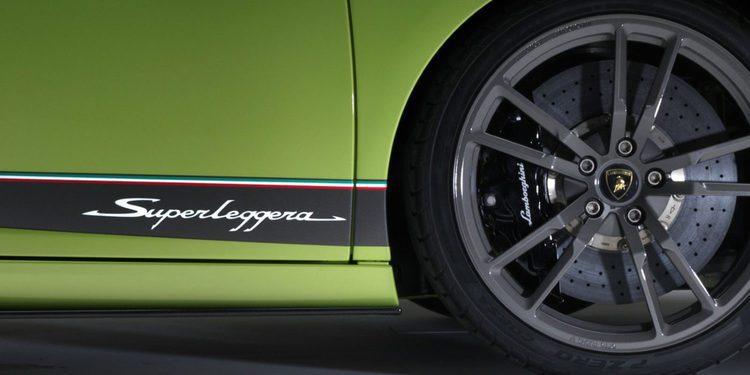 Lamborghini ya prepara el Huracán Superleggera