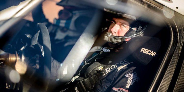 """Orlando Terranova: """"Sueño con ganar el Dakar 2016"""""""
