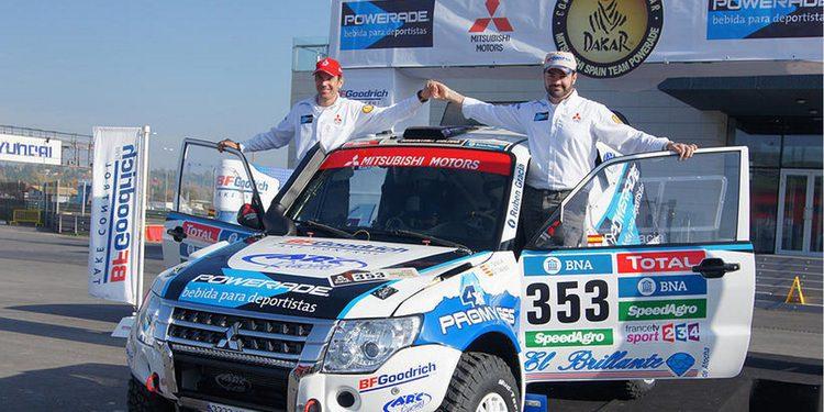 Rubén Gracia, bicampeón de España de Rallys TT