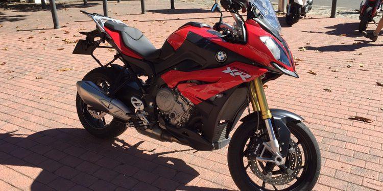 BMW Motorrad S1000 XR, la maxitrail deportiva de BMW