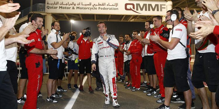 El WTCC despide a Sébastien Loeb con un vídeo homenaje
