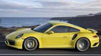 Porsche desvela los nuevos 911 Turbo y 911 Turbo S