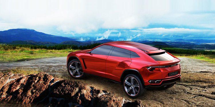 Lamborghini confirma motor V8 twin-turbo para el crossover Urus