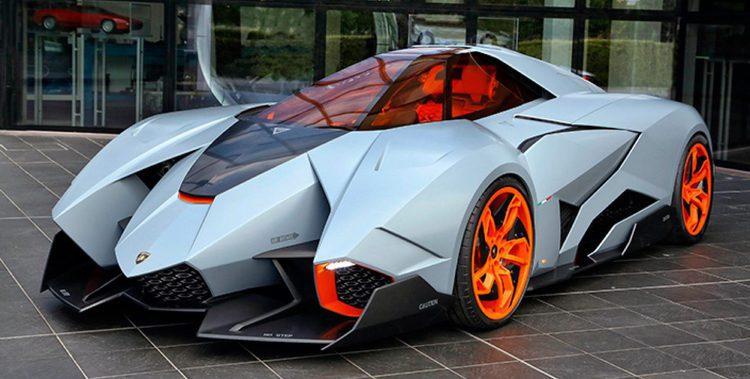 Lamborghini registra la denominación Egoista
