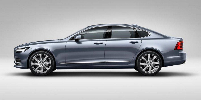 Volvo presenta el nuevo S90 sedán