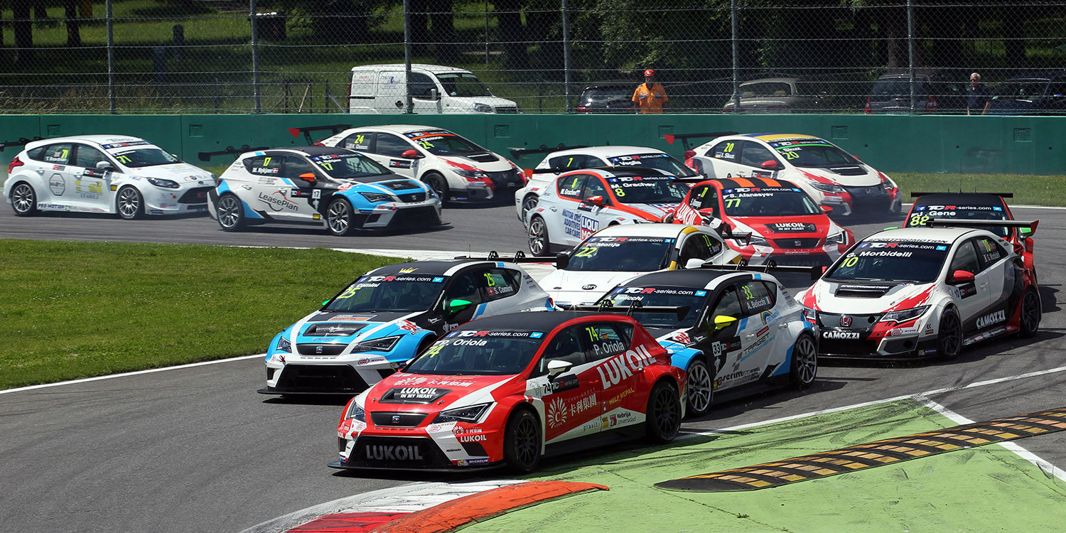 Las TCR International Series presentan su calendario para 2016