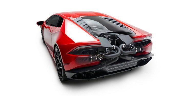 Lamborghini Huracán doble turbo con 2.200 CV de Underground Racing