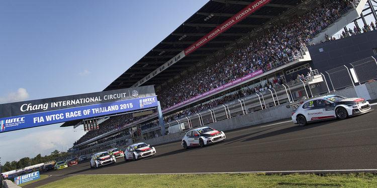 El WTCC cambia el formato de carreras para 2016