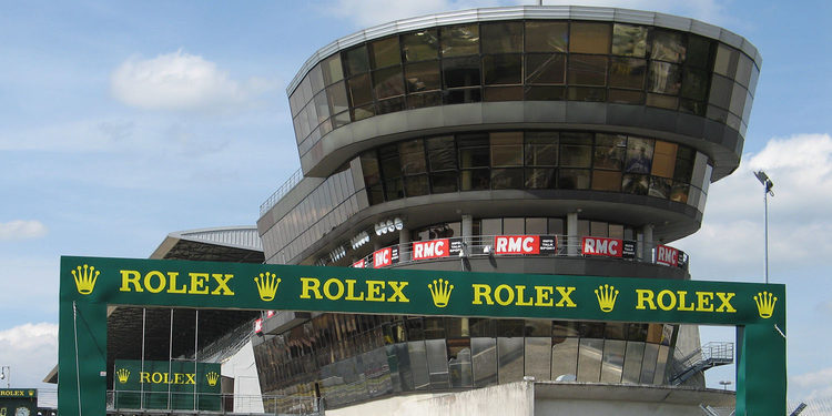 Rolex extiende su contrato con Le Mans y patrocinará el WEC