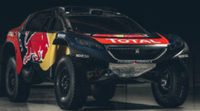 "Peugeot 2008 DKR16: la ""bestia"" se presenta"
