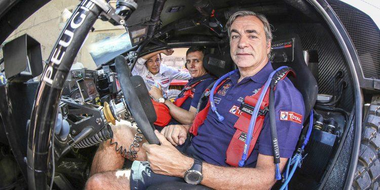 """Carlos Sainz: """"El objetivo es siempre salir a ganar"""""""