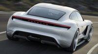 Oficial: Porsche fabricará en serie el Mission E eléctrico