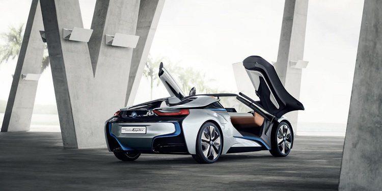 El BMW i8 descapotable, a la venta muy pronto