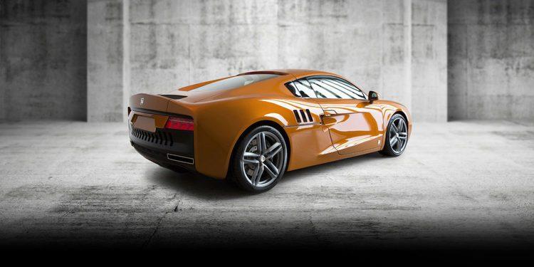 Hoffmann & Novague R200, recreación del Skoda 130 RS con corazón Audi V8