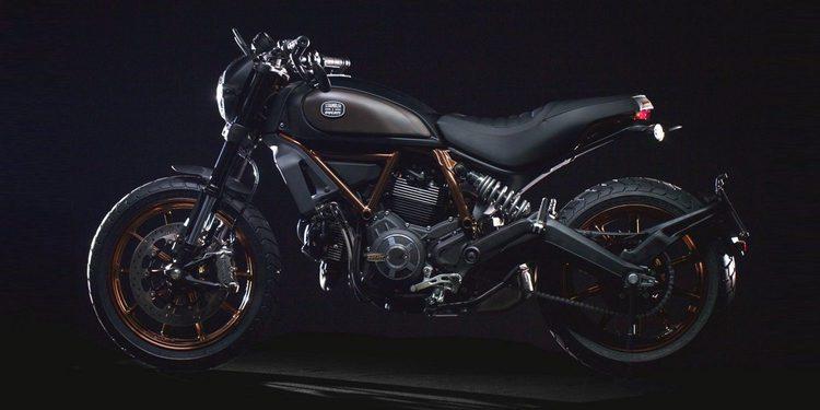 Nueva Ducati Scrambler Italia Independent edición limitada