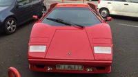 Magnífico ejemplar del Lamborghini Countach 25 aniversario