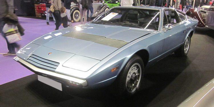 Maserati Khamsin 4.9 V8, el GT 2+2 hermano del Bora