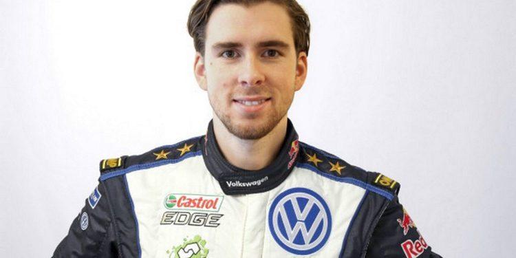 Mikkelsen ya ha encontrado copiloto, Anders Jaeger