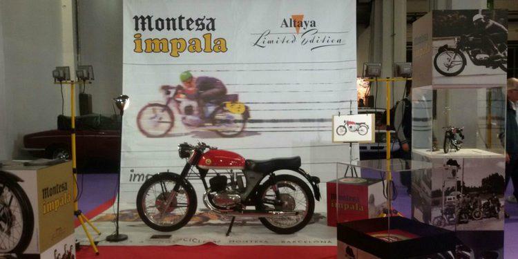 Montesa Impala en Autoretro gracias a Altaya
