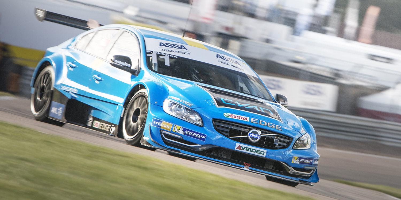Cyan Racing se alía con WestCoast Racing en el STCC