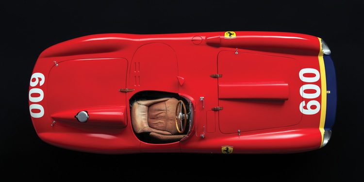 Ferrari 290 MM, el tercer automóvil más caro de la historia