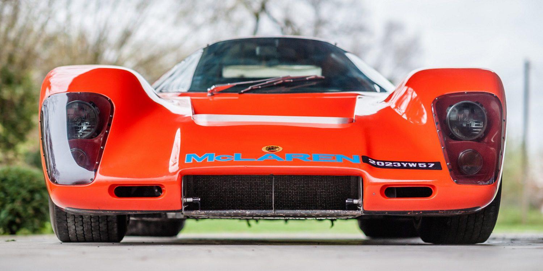 Uno de los escasos y exclusivos McLaren M12 a la venta
