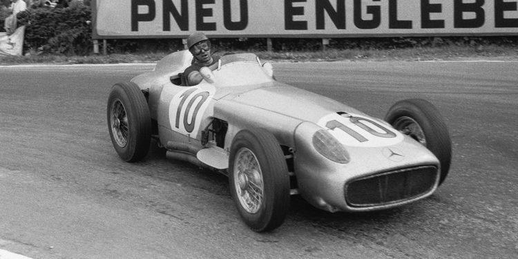 Juan Manuel Fangio se convierte en padre 20 años después de su fallecimiento