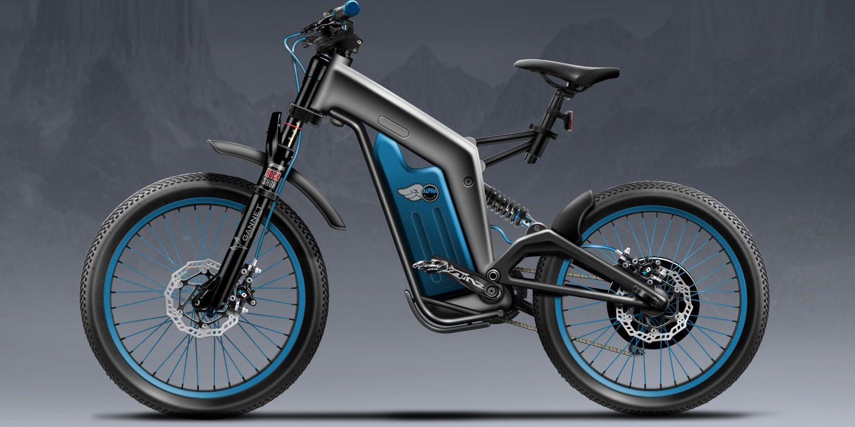 Alpha Motocicletas revela los primeros detalles de su nueva e bike
