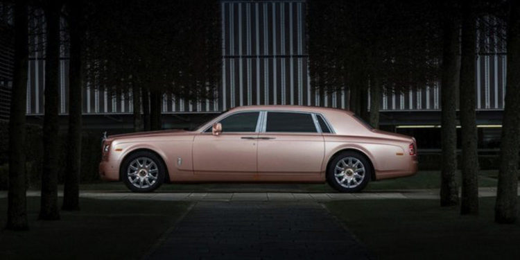 Rolls-Royce saca a la luz el espectacular Phantom Sunrise