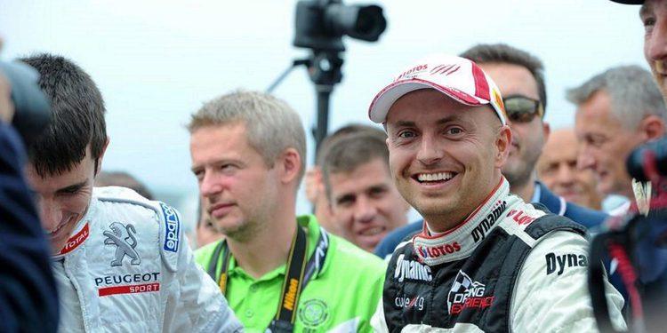 Kajetanowicz quiere pelear en WRC2