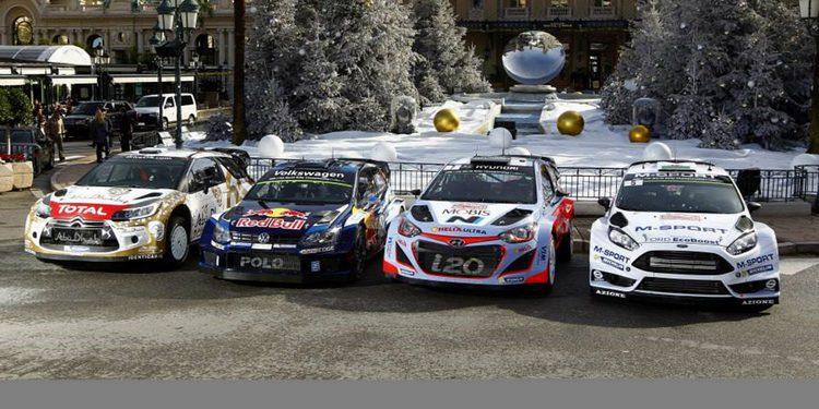 El WRC arranca la temporada en vivo