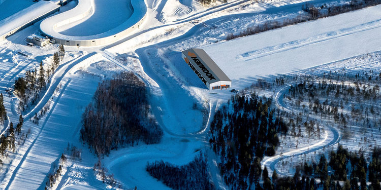 Hankook prepara su nuevo centro de pruebas invernales en Finlandia