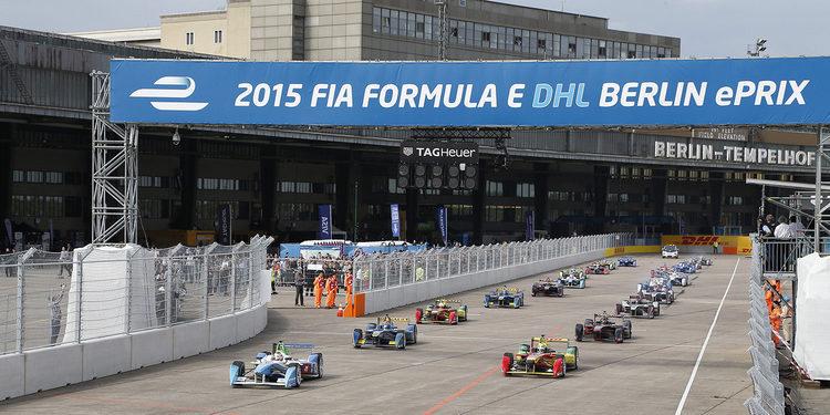 La Fórmula E podría competir en Norisring